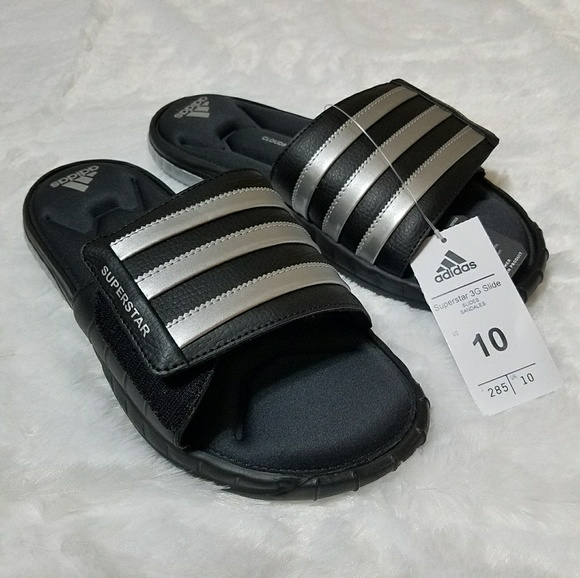 6cecdde39d62 Mens Adidas sandals Superstar 3G Slide
